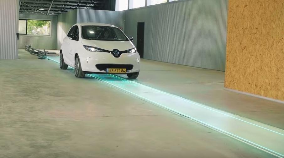 In Svezia sarà testata strada che ricarica veicoli elettrici durante guida