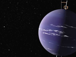 La Terra è inclnata sullo proprio asse di più di 23°: ciò ha agevolato lo sviluppo di vita complessa Secondo i ricercatori (credito: NASA)