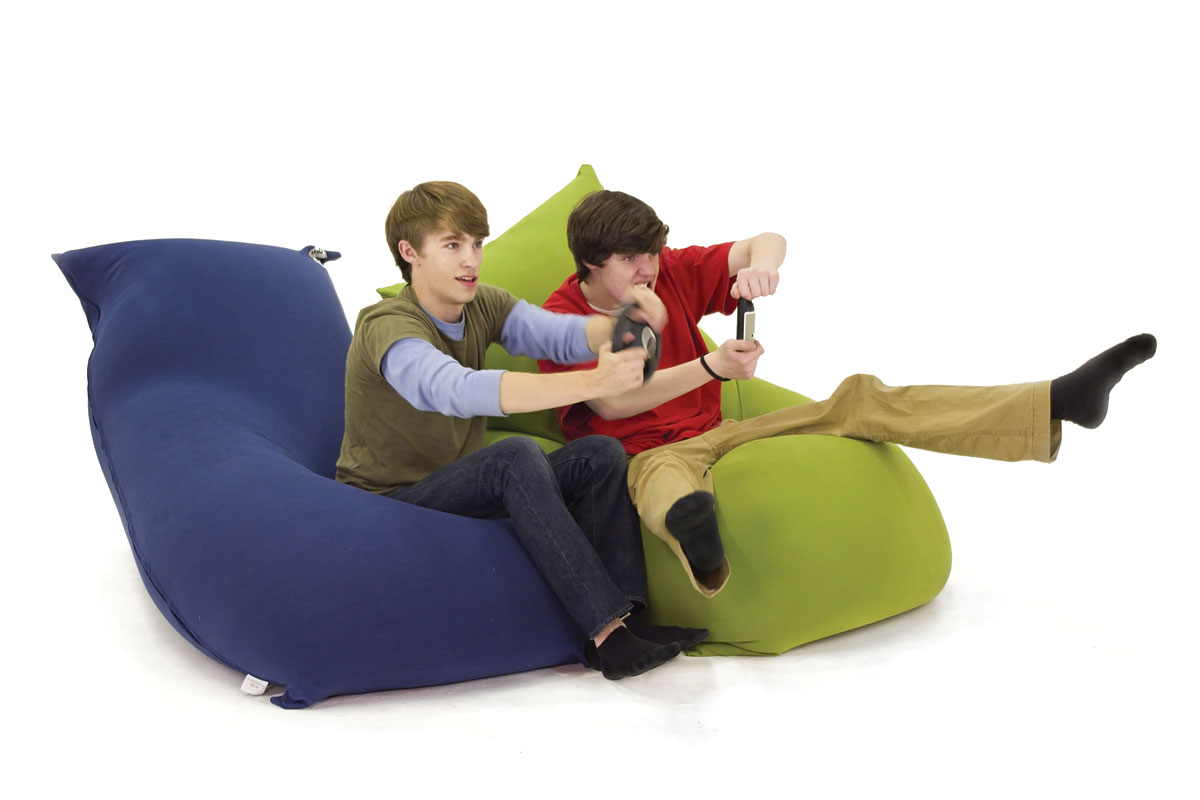 best bean bag chairs for gaming air chair stand yogibo beanbag is the not just a