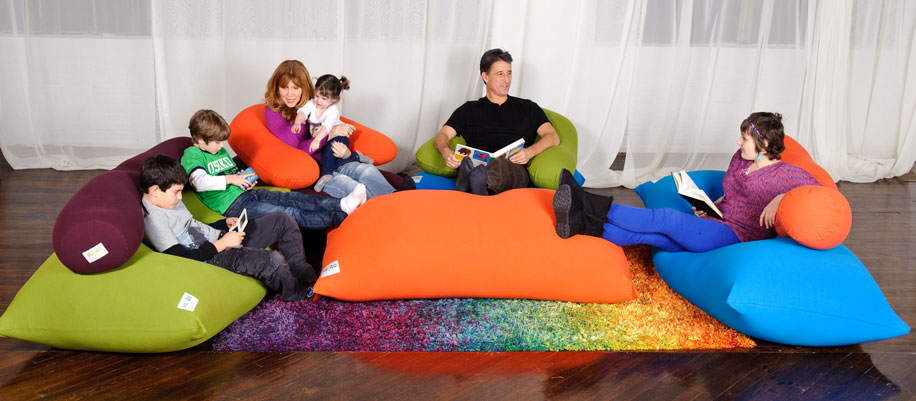 Yogibo Your Home For The Holidays Not Just A Bean Bag
