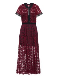 Self Portrait @ Chic By Choice dress rental £50 (retail £308)