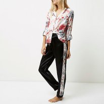 River Island top £20 bottoms £18