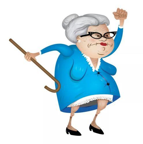 Not Just a Granny