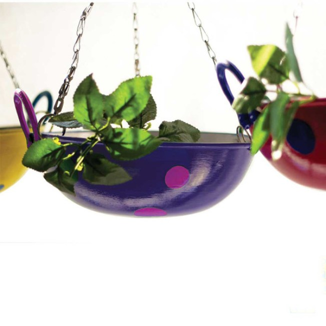 Oh! you need these 'karahi' planters for your green space via