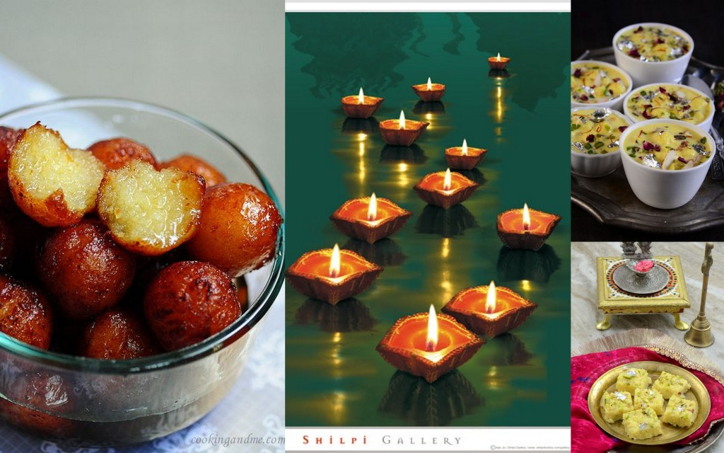 Diwali festivities, one mithai at a time!