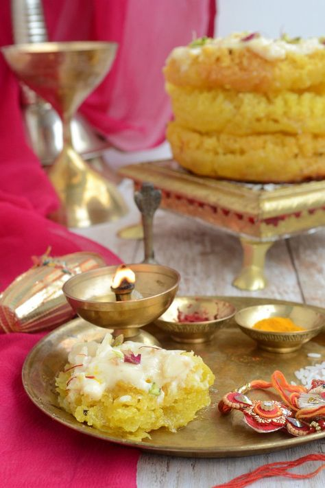 It's Rakhi time – what's cooking?