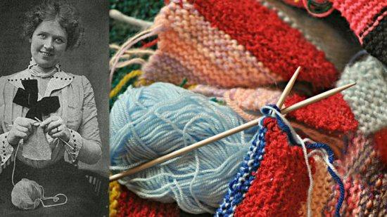 The Art of Knitting: Put down that phone, pick up some needles