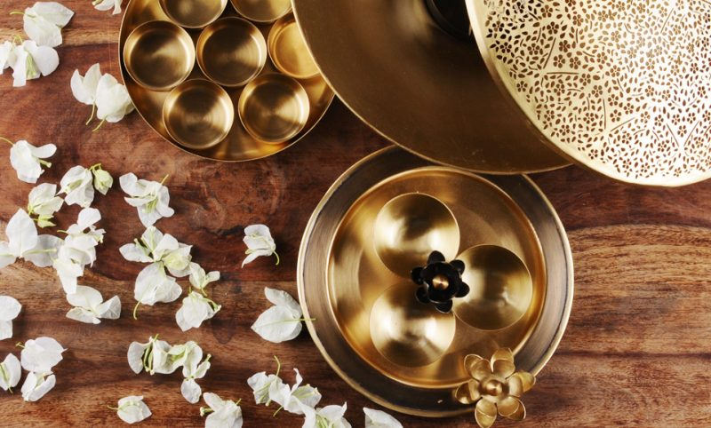 Courtyard by Aline: Taking you back to your roots with brass