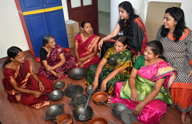 Kitchen Stories – Meet The Village Fair, spreading the goodness of Cast Iron