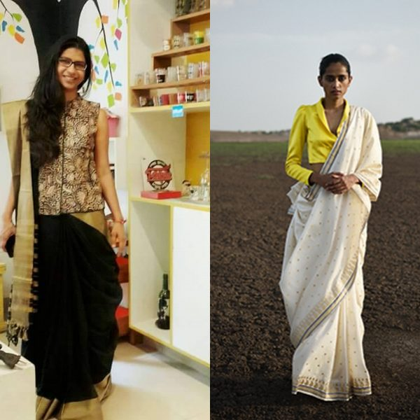 'Anti-fit' Blouse: The Evolving Saree Accessory
