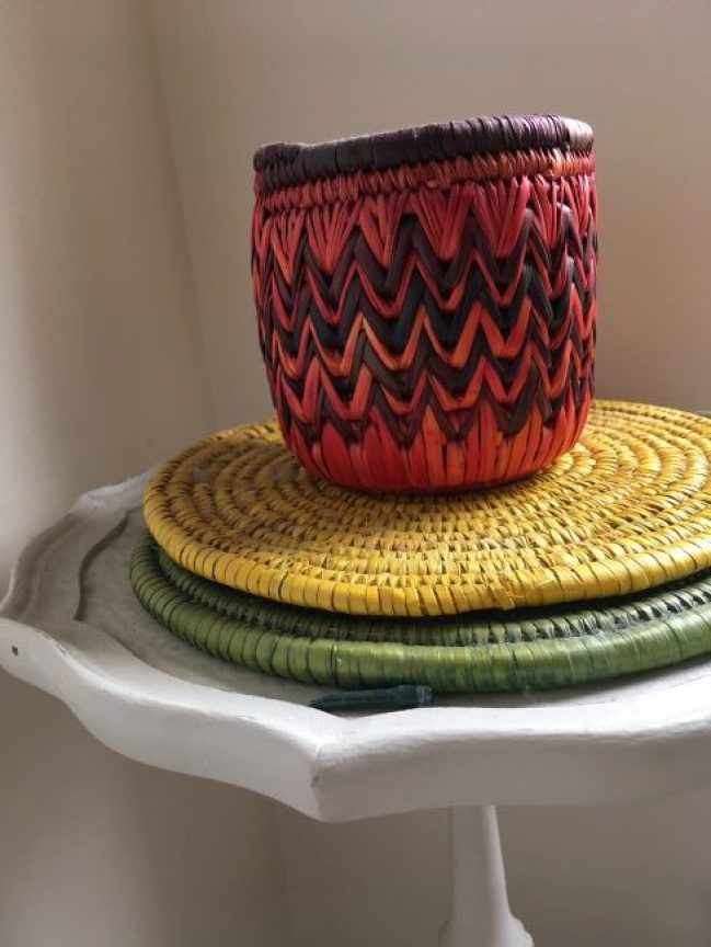 moonj, basketry, wove, handmade, tribal, india