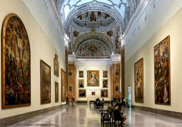 Museum of Fine Arts Seville