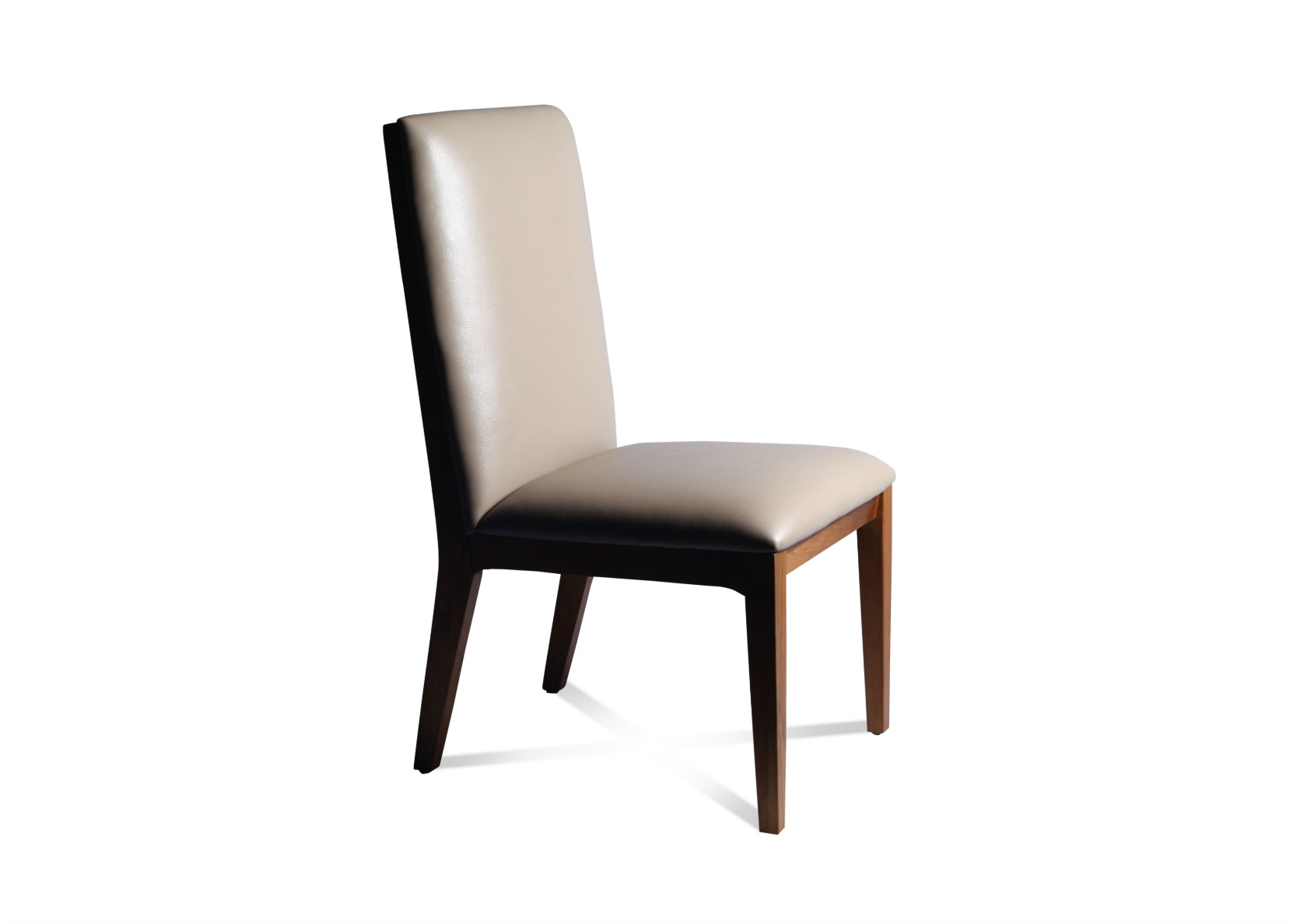 Taupe Dining Chairs Spira Dining Chair In Taupe Leather Not Just Brown