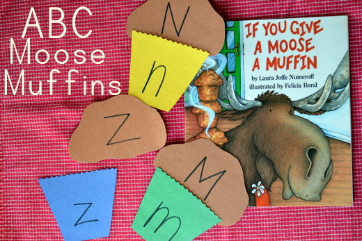 Moose Muffins