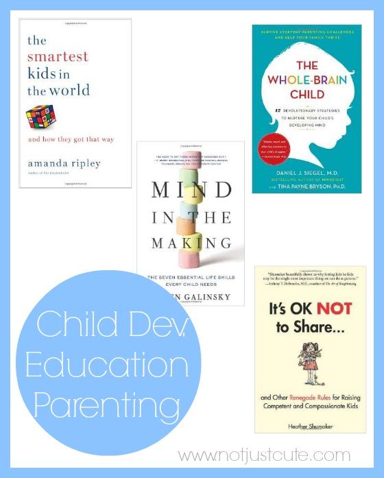child development education parenting