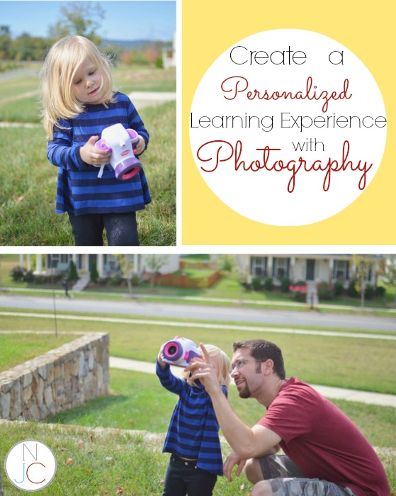 Personalized Learning with Photography