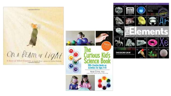 Awesome Science Books for Gifts