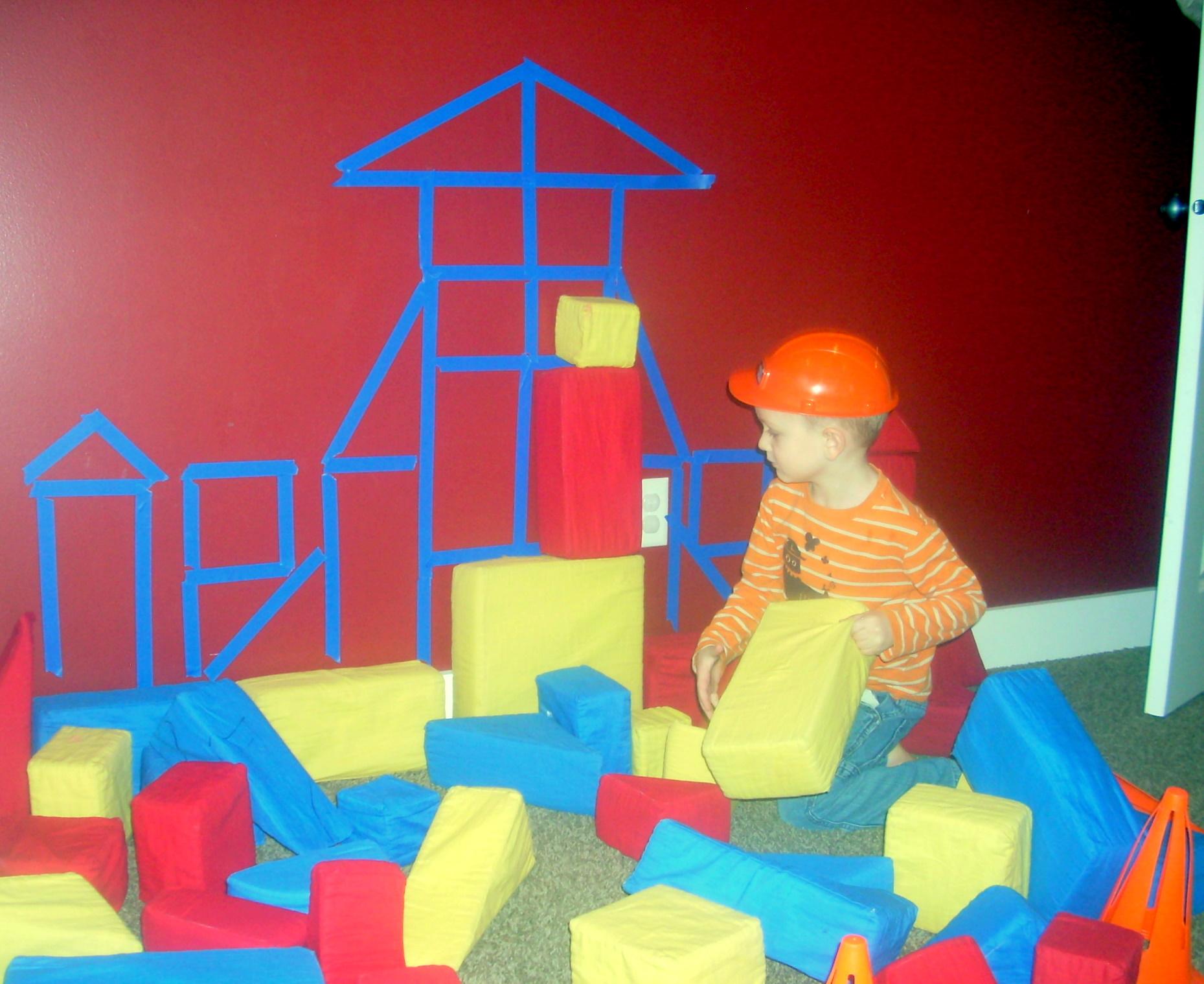 Blocks Of Life Let S Build Activities For A Preschool