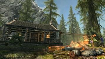 The Hunter's Cabin (mod)