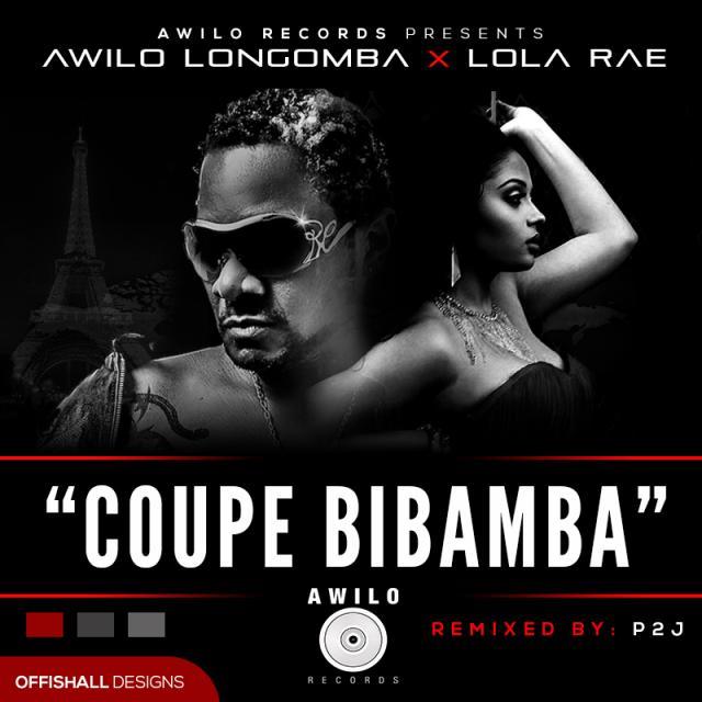 Awilo Longomba Coupe Bibamba Remix artwork