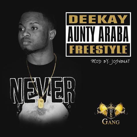 DeeKay Aunty Araba