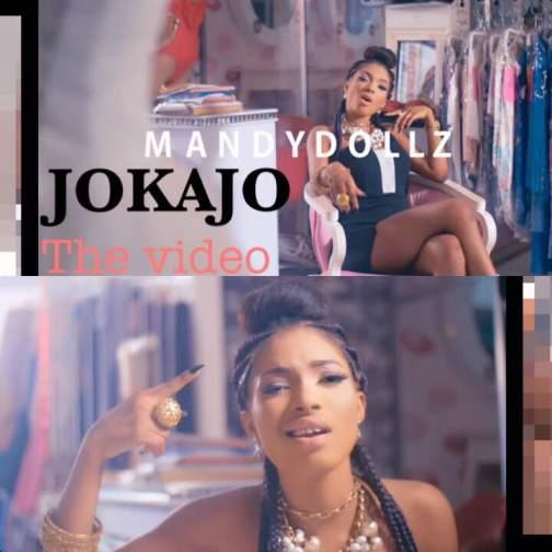 VIDEO: MandyDollz - Jokajo