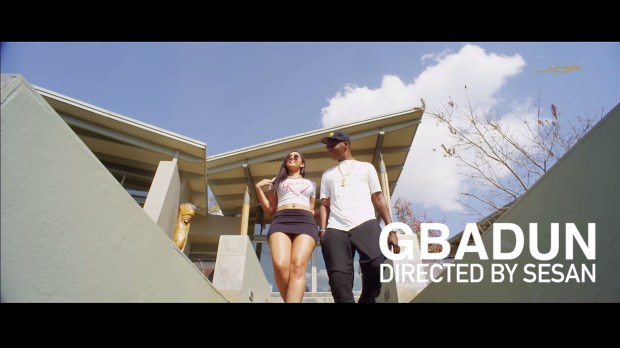 VIDEO: F_Singz ft. Ayo Jay  - Gbadun
