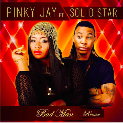 VIDEO: Pinky Jay ft. Solidstar - Badman (Remix)