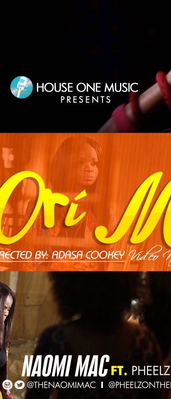 VIDEO: Naomi Mac ft. Pheelz – Ori Mi