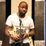 """Davido wins Future Awards as the Musician Of The Year says 