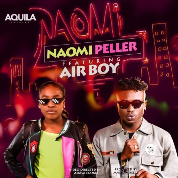 VIDEO: Naomi Peller - Naomi ft. Airboy