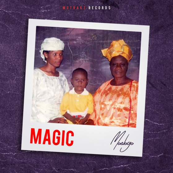 Moelogo Announced Plan for MAGIC EP | View Tracklist