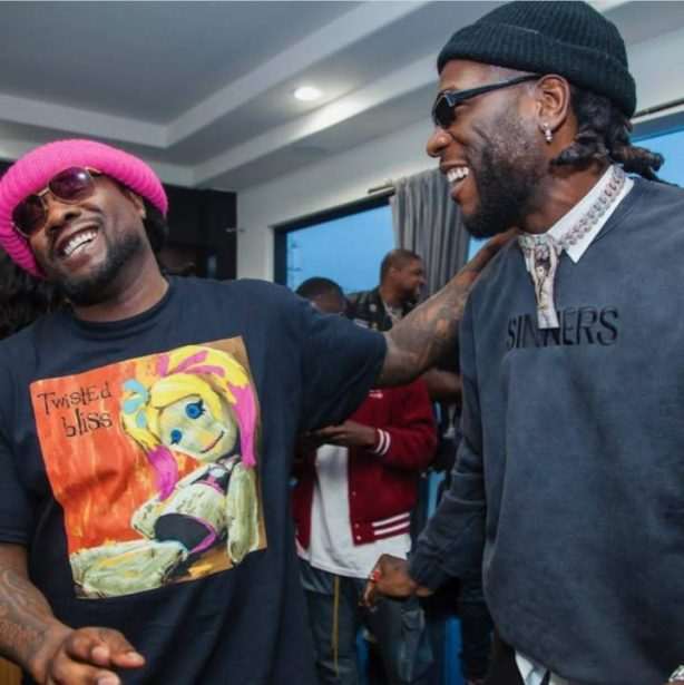 African Giant and Wale