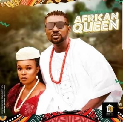 Blackface - African Queen