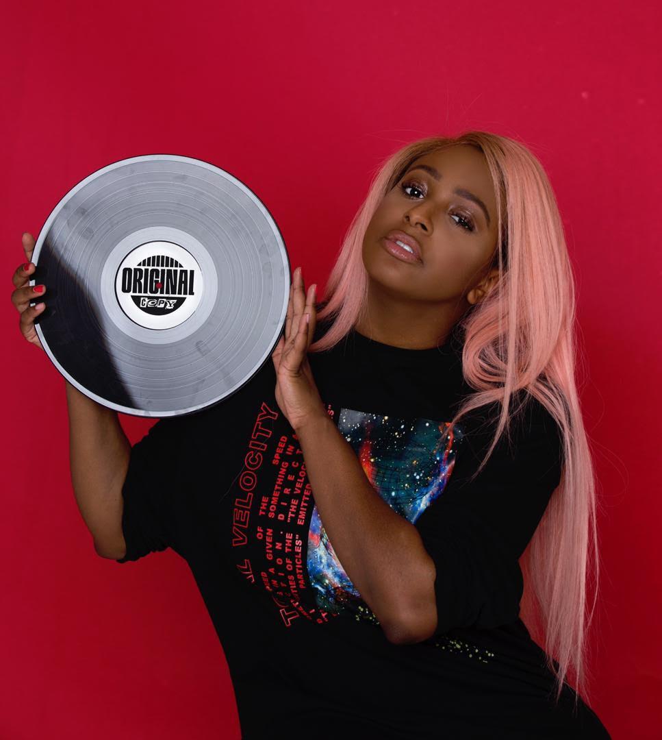 DJ Cuppy shares tracklist of 'Original Copy'