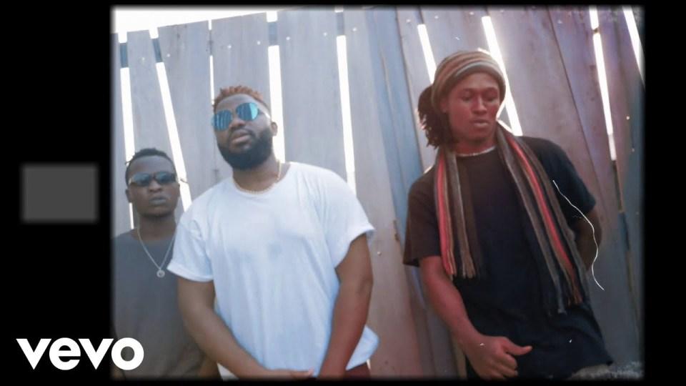 Magnito - Edo Boys ft. Ninety6