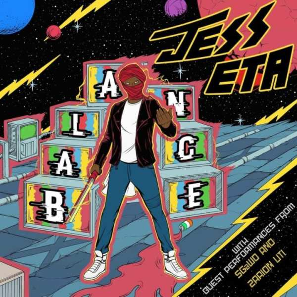 Jess ETA - Balance EP