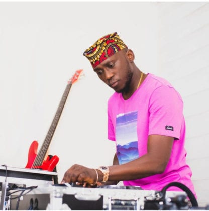 DJ Spinall Ebro Darden