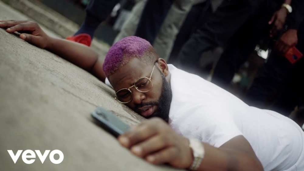 """Falz Continues to #EndSars With Video to """"Johnny"""""""