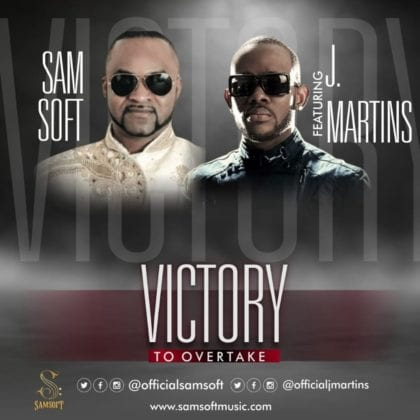 J. Martins & Samsoft join forces to declare 'Victory To Overtake'