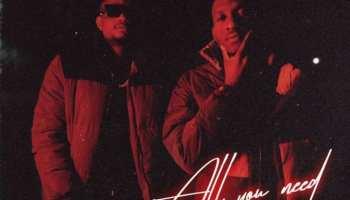 DJ Tunez, J Anthoni - All You Need (EP)