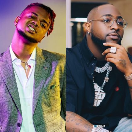 Rexxie Drops Teaser For New Song Featuring Davido   See Details