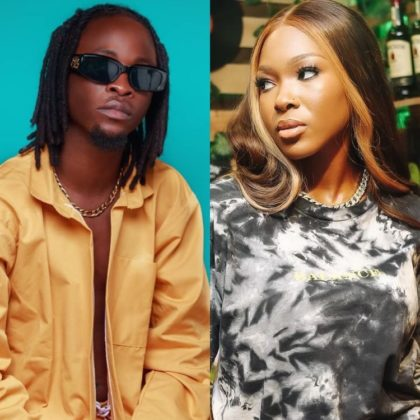 Vee and Laycon Have a Song On Her Coming Album   NotjustOK