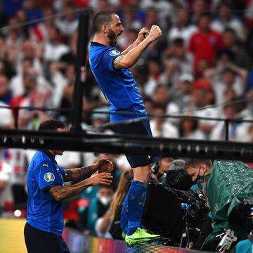 Italy England EURO 2020 Final
