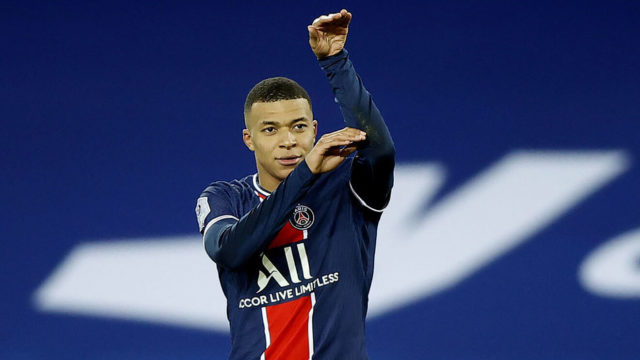 Mbappe PSG Contract