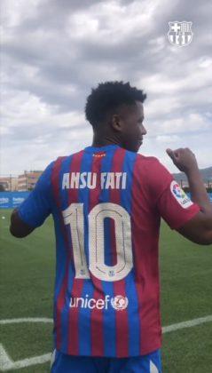 Ansu Fati