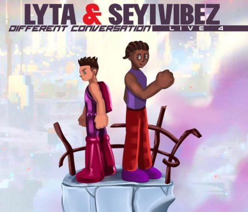 Lyta Seyi Vibez Different Conversation
