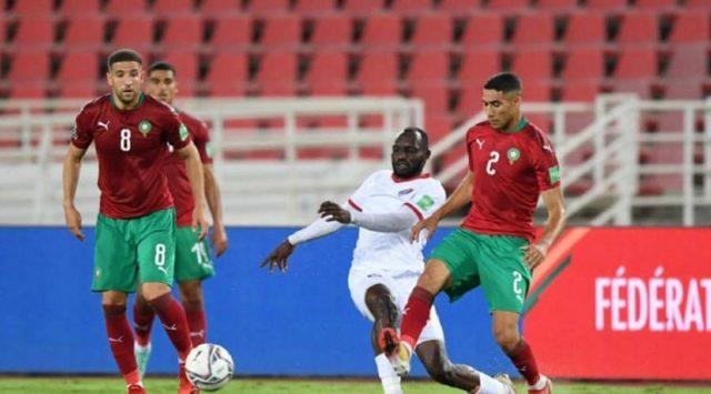 Morocco vs Guinea