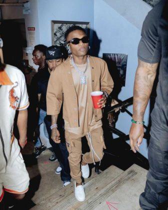 Wizkid Essence Goes Top of Billboard Adult R&B Airplay Chart NotjustOK