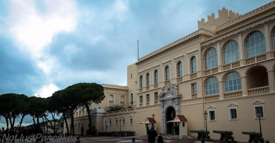 Castle of Monaco